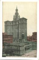 New York City, City hall and Municipal Building