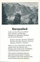 Europalied Europa dal