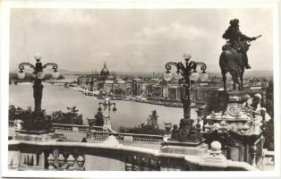 Budapest I. Jenő herceg szobor