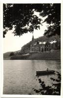 Lillafüred, Palotaszálló, Hámori tó