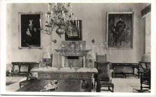 Radvány, Kastély szálló, belső