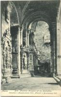 Mainz, Dom, Nördlicher Kreuzarm, Denkmalern / church interior