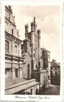 Warsaw, Warszawa; Katedra S-go Anna / cathedral