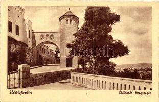 Veszprém, Hősök kapuja