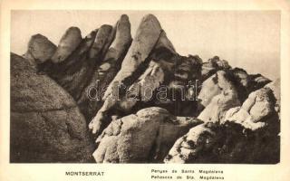 Montserrat, Penyes de Santa Magdalena