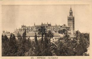 Sevilla, La Catedral / cathedral
