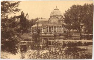 Madrid, Parque del Retiro, Palacio de Cristal / palace