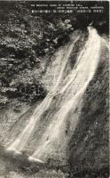 Aomori-ken, Tamadara fall, Oirase Mountain stream