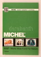 Michel: WWF - World Wide Fund For Nature, Michel: WWF - World Wide Fund For Nature, Michel: WWF - für Natur