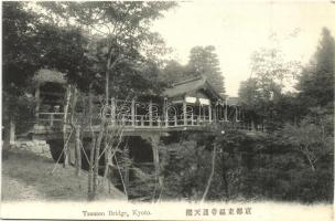 Nikko, Tsuuten Bridge