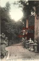 Nara, lanterns