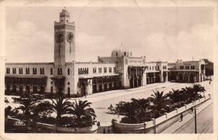 Oran, La Gare / railway station