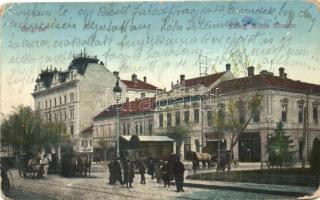 Belgrade, König MIlan Strasse / street