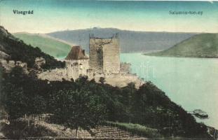 Visegrád, Salamon torony