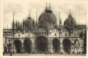 Venice, Venezia; Chiesa S. Marco / church