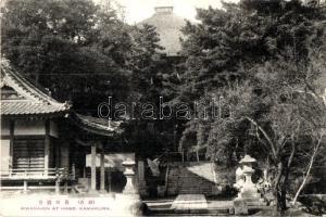 Kamakura, Kwannon at Hase