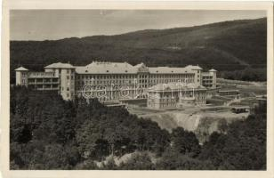 Mátraháza, Horthy Miklós szanatórium