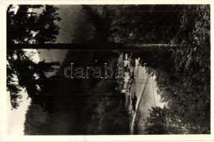 Tusnádfürdő, Csukás tó Baile Tusnad, lake