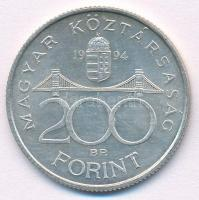 """1994. 200Ft """"Deák"""" 1994. 200 Forints """"Deák"""""""