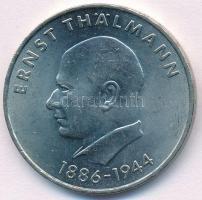 """1971A 20 Mark """"85th Birthday of Ernst Thalmann"""", 1971A 20M """"Ernst Thalmann 85. születésnapja"""""""