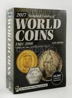 Világ pénzérméi katalógus (2017) 1901-2000 -  (44. kiadás) Standard Catalog of WORLD COINS (2017) 1901-2000