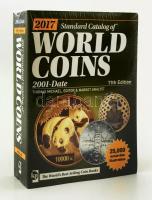 Világ pénzérméi katalógus (2017) 2001 - napjainkig (11. kiadás) Standard Catalog of WORLD COINS (2017) 2001 - Date