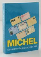 Michel Európa díjjegyes katalógus 1960-ig Michel Ganzsachen-Katalog Europa bis 1960 Michel Europe Postal Stationary till 1960