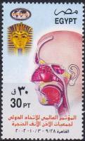 Congress about throat specialist, Füll-orr-gégészeti kongresszus, Kongress für Hals-Nasen-Ohren-Heilkunde