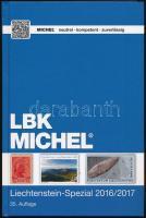 Michel - Liechtenstein Speciál katalógus 2016/2017 Michel - Liechtenstein Spezialkatalog 2016/2017
