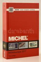 MIchel - Közép-Európa 2017, 102. kiadás Michel - Mitteleuropa 2017, 102. Auflage