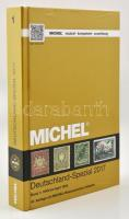 Michel - Németország Speciál 2017,  1. kötet:1849-1945 április, kihajtható vízjel táblázattal Michel - Deutschland - Spezial 2017,  Band 1.: 1849 bis April 1945 mit Michel - Wasserzeichen - Falttafel