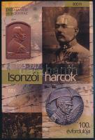 Isonzói harcok 100. évfordulója