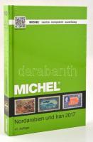 Michel - Észak - Arábia és Irán 2017, 41. kiadás Nordarabien und Iran 2017, 41. Auflage