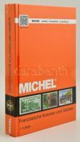 Michel - Francia gyarmatok és területek Michel - Französische Kolonien und Gebiete
