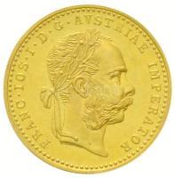 "1915. Ducat ""Franz Joseph"" restrike 1915. Dukát ""Ferenc József"" utánveret"