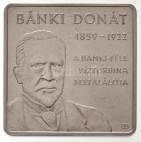 """2009. 1000 Forint """"Hungarian Inventors, Engineers - Donát Bánki"""" 2009. 1000Ft """"Magyar feltalálók, mérnökök - Bánki Donát"""""""