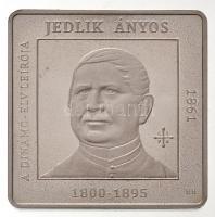 """2011. 1000 Forint """"Hungarian Inventors, Engineers - Ányos Jedlik"""" 2011. 1000Ft """"Magyar feltalálók, mérnökök - Jedlik Ányos"""""""