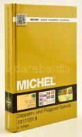 Michel Zeppelin - és Légiposta speciál, 2017/2018,  3. kiadás