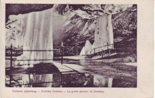 Dobsina, Eishöhle / ice cave, Dobsina, Jégbarlang