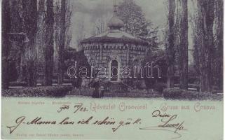 Orsova, Kronkapelle / chapel, Orsova, Korona kápolna