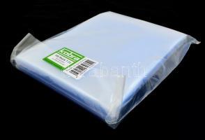 KOBRA - Protective sleeve 148 x 210 mm - pack of 100 KOBRA-Schutzhülle, Innenmaße: 148 x 210 mm, 100er-Packung Képeslaptok/Levéltok/Bankjegytok klórmentes átlátszó műanyagból T36 100db/cs. 148 x 210 mm
