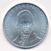 """2009. 3000Ft Ag """"Kazinczy Ferenc"""", 2009. 3000 Forint Ag """"Ferenc Kazinczy"""""""