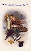 Drunk man 'Prohibition comic' No. 839, Részeg férfi 'Prohibition comic' No. 839