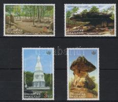 Historical park Phu Phrabat set, Phu Phrabat történelmi park sor, Historischer Park Phu Phrabat Satz