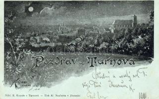 Turnov, Turnova; night s: Körber