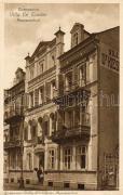 Frantiskovy Lázne, Franzensbad; Kurpansion Villa Dr. Kiesler / spa villa