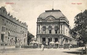 Szeged Kass vigadó, Grünwald Hermann kiadása