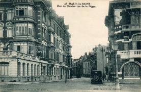 Dunkirk Flanders street, Dunkirk Flandria utca
