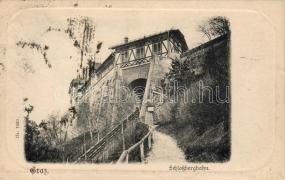 Graz - Schlossberg funicular, Graz - Schlossberg sikló