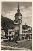 Altdorf William Tell monument, Altdorf Tell Vilmos emlékmű